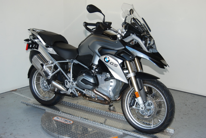 2014 BMW R 1200 GS, motorcycle listing