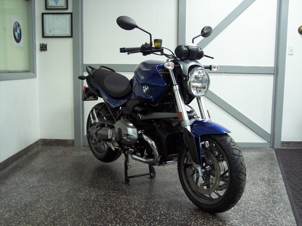 2014 BMW R1200R Low Suspension, motorcycle listing
