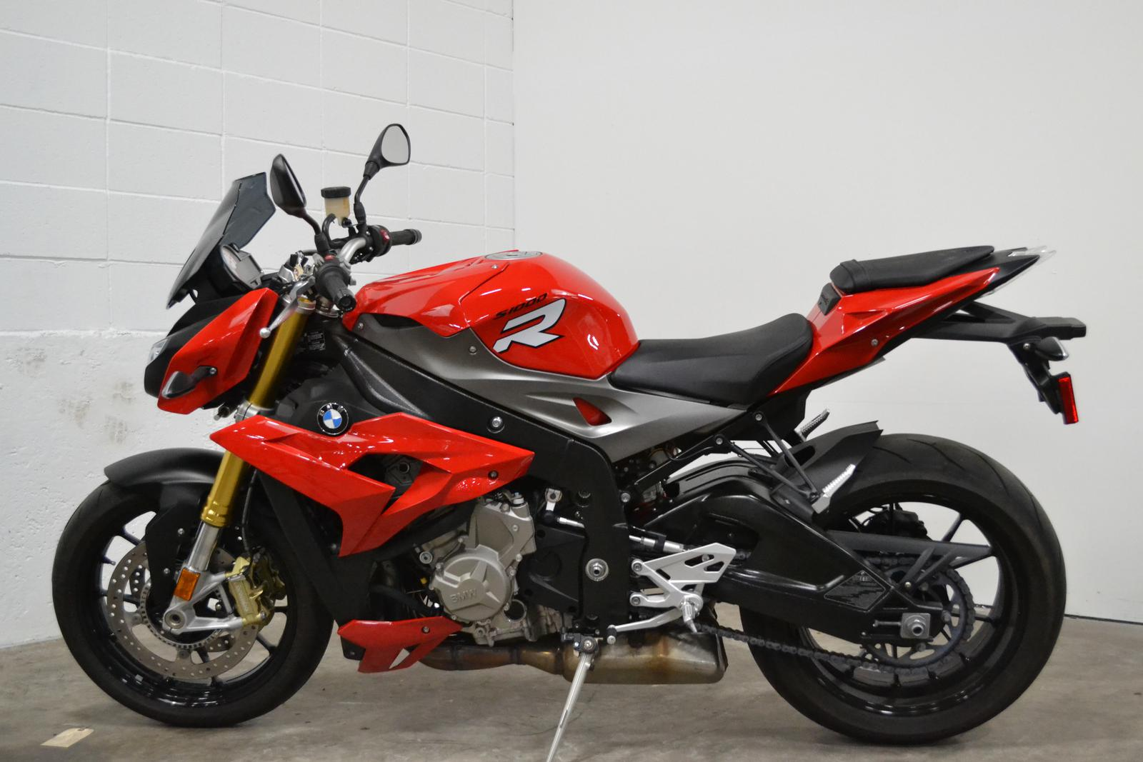 2014 BMW S 1000 R, motorcycle listing