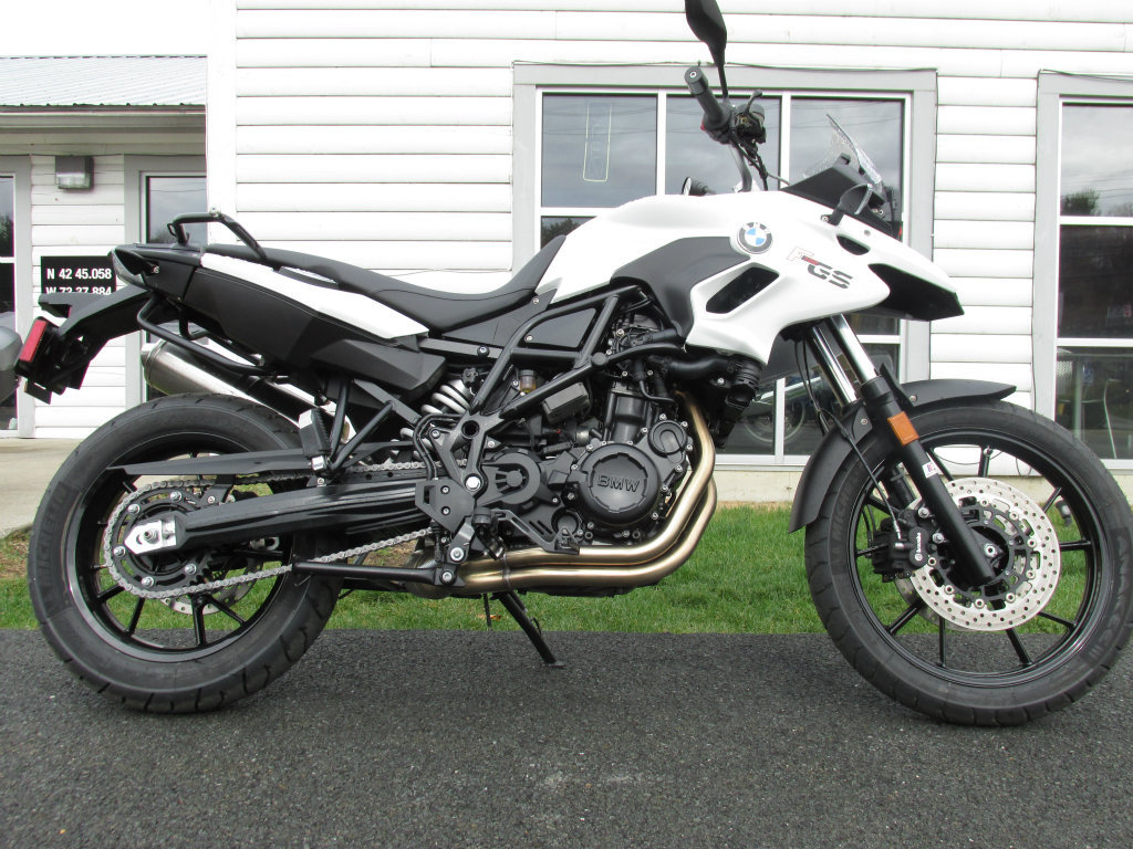 2015 bmw f 700 gs dual sport motorcycle from brunswick, ny,today