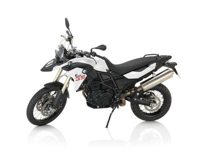 2015 BMW F 800 GS, motorcycle listing