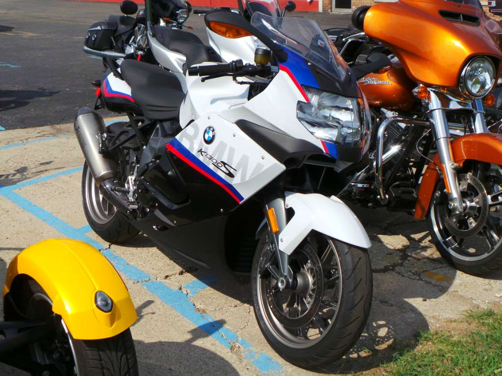2015 bmw k 1300 s sportbike motorcycle from livonia mi today sale 17 995. Black Bedroom Furniture Sets. Home Design Ideas
