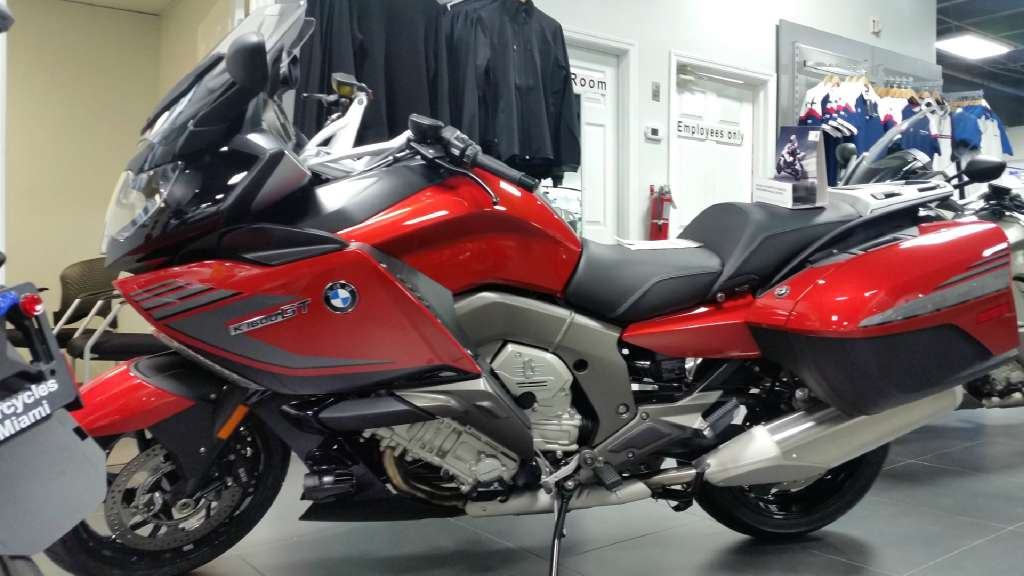 2015 BMW K 1600 GT, motorcycle listing