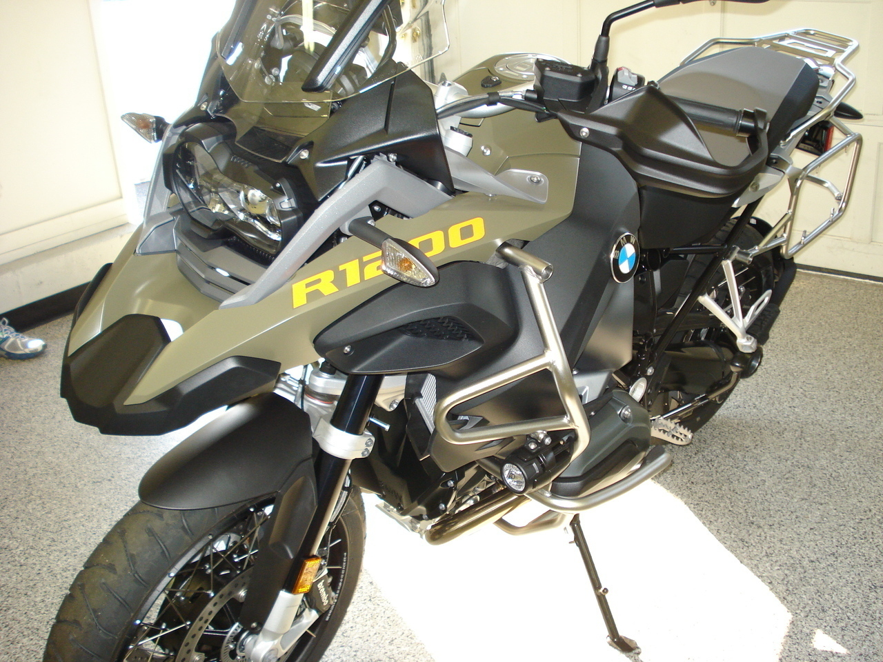 2015 BMW R 1200 GS ADVENTURE, motorcycle listing