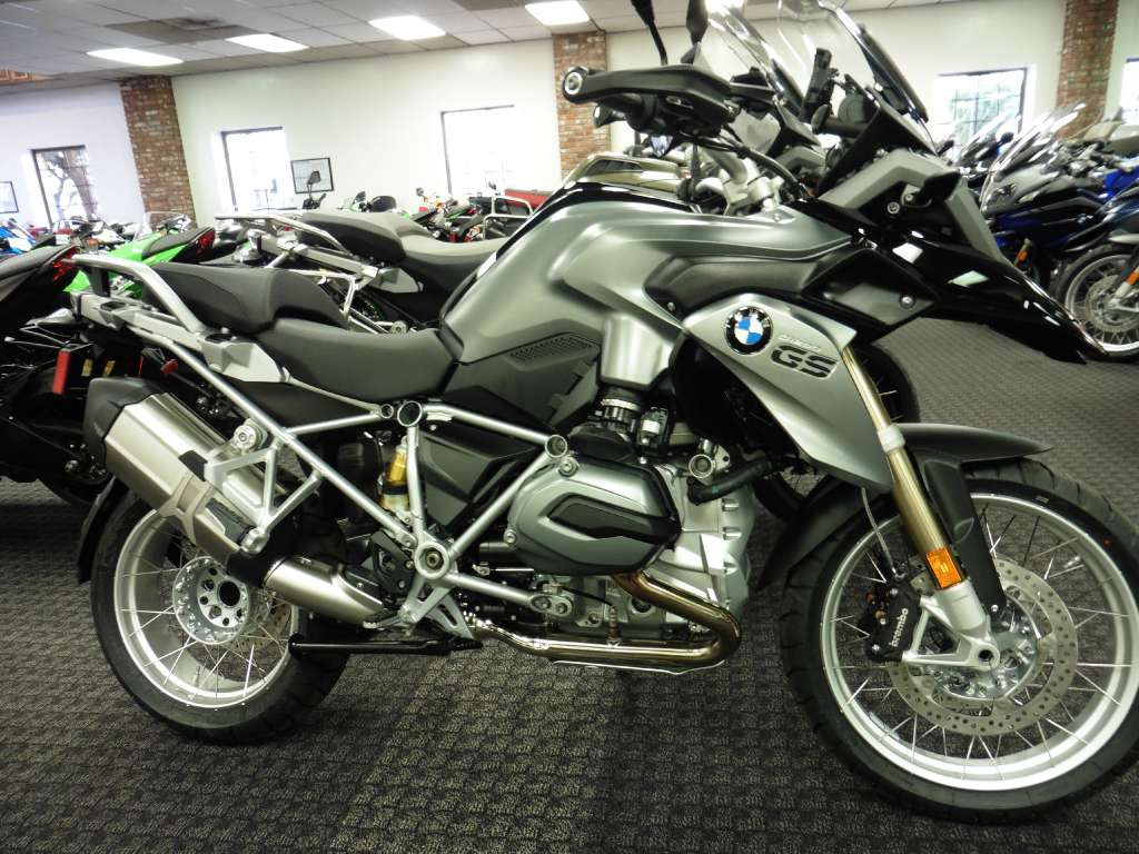 2015 BMW R 1200 GS, motorcycle listing