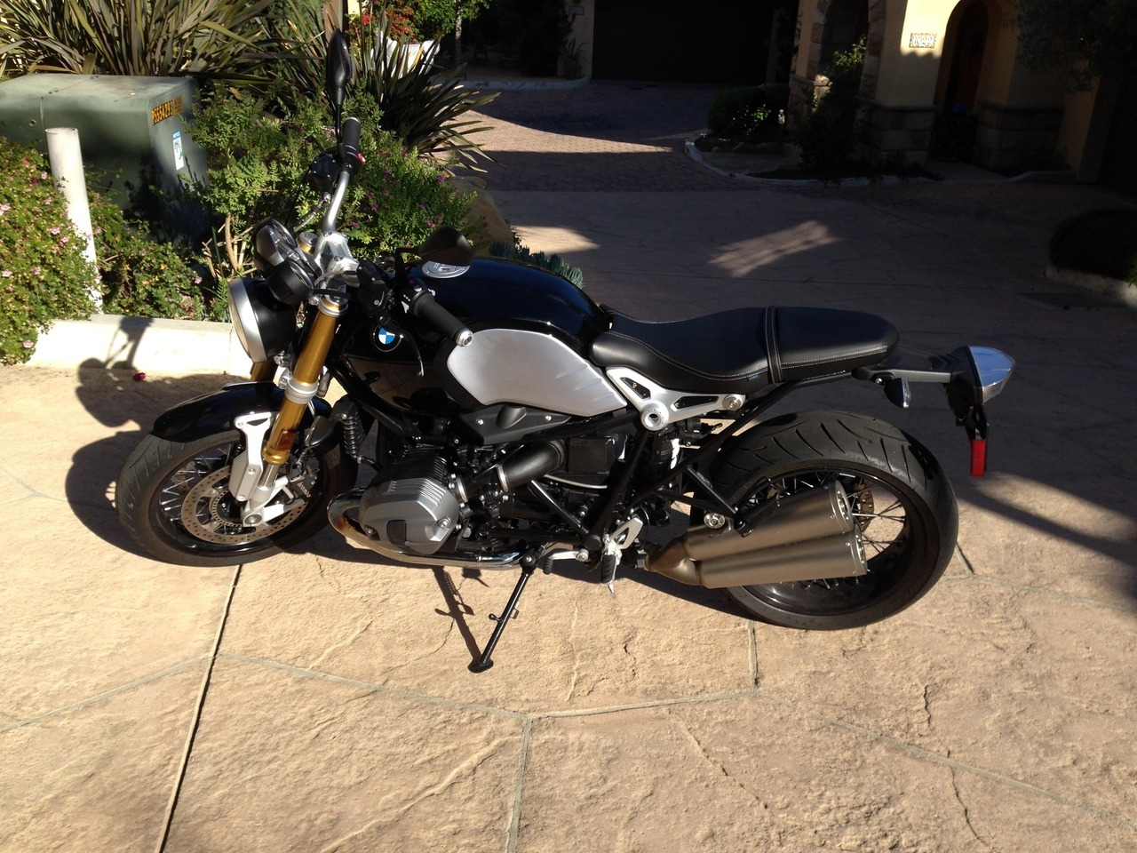 2015 BMW R Nine T , motorcycle listing