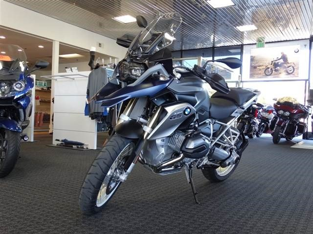2015 BMW R1200GSW, motorcycle listing