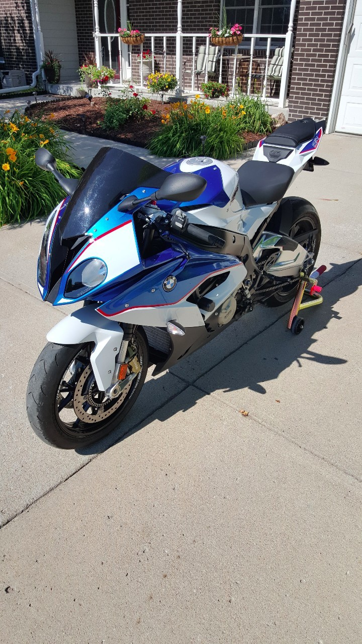 2014 BMW S 1000 RR Sportbike Motorcycle From Worcester, MA