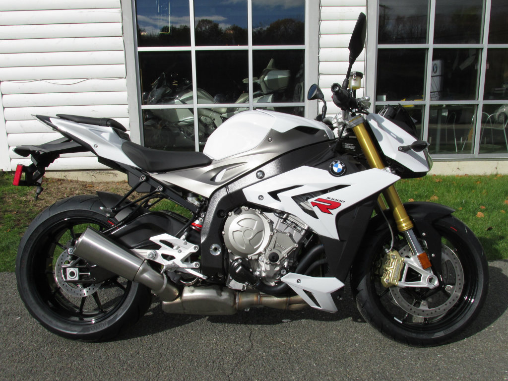 2015 BMW S1000R, motorcycle listing