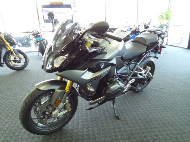 2016 BMW R1200RS, motorcycle listing