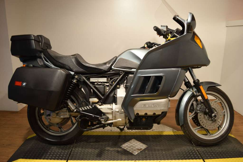 1986 BMW K100RT, motorcycle listing
