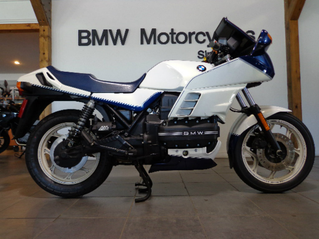 1988 BMW K100RS, motorcycle listing