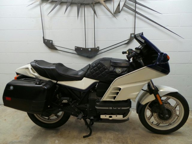 1989 BMW K100RS, motorcycle listing
