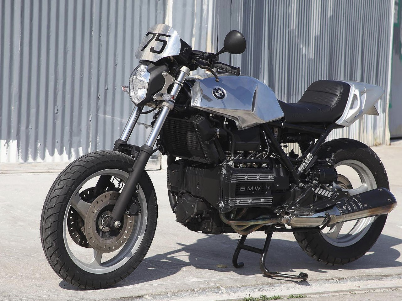 1991 BMW K 75, motorcycle listing