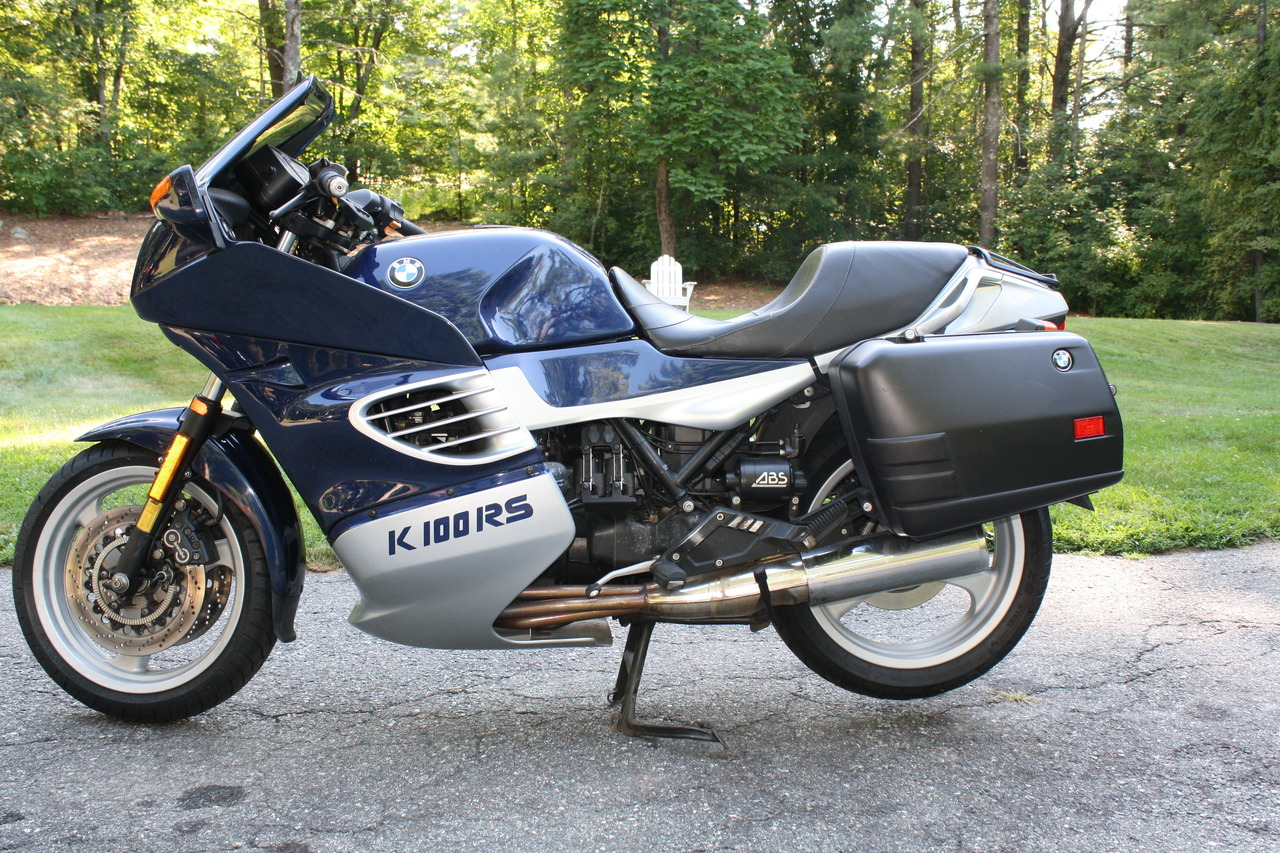 1992 BMW K K SERIES, motorcycle listing