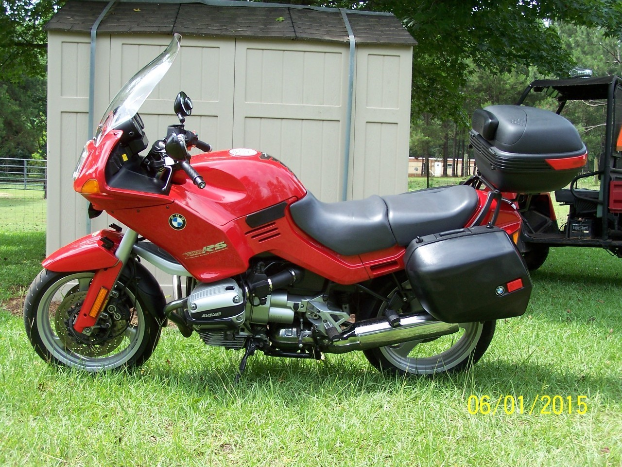 1994 BMW R 1100 RS, motorcycle listing