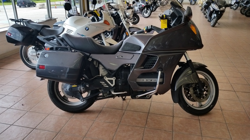 See more photos for this BMW K1100LT, 1995 motorcycle listing