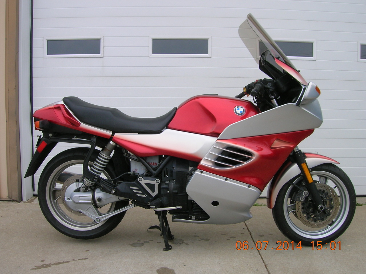 1996 BMW K RS, motorcycle listing