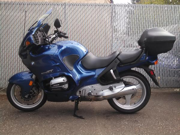 1996 BMW R 1100 RT R1100RT, motorcycle listing