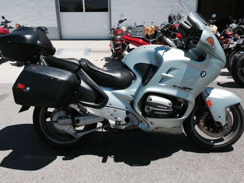 1996 BMW R 1100 RT, motorcycle listing