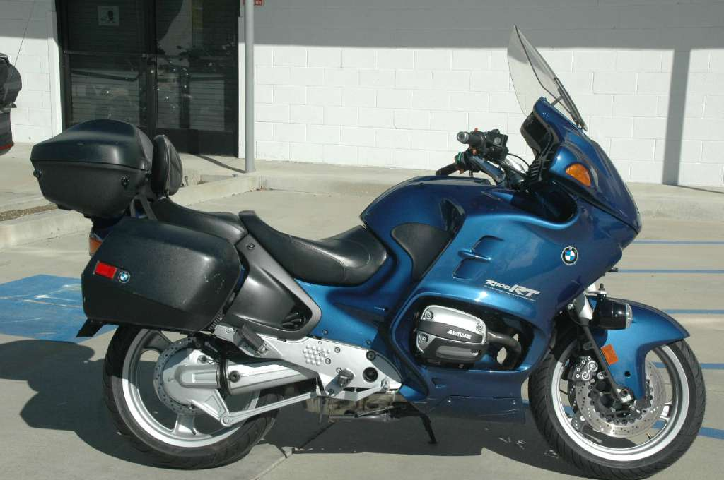 1996 BMW R1100RT, motorcycle listing