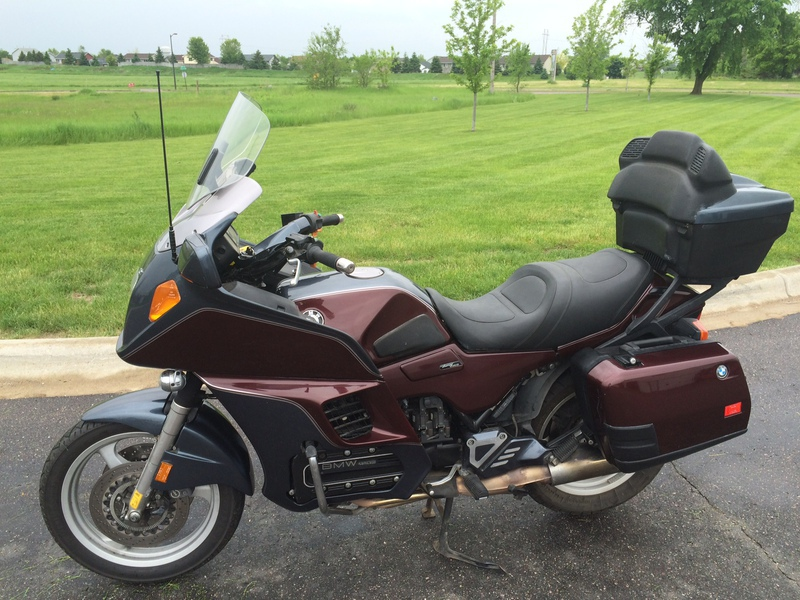 See more photos for this BMW K1100LTSE, 1997 motorcycle listing