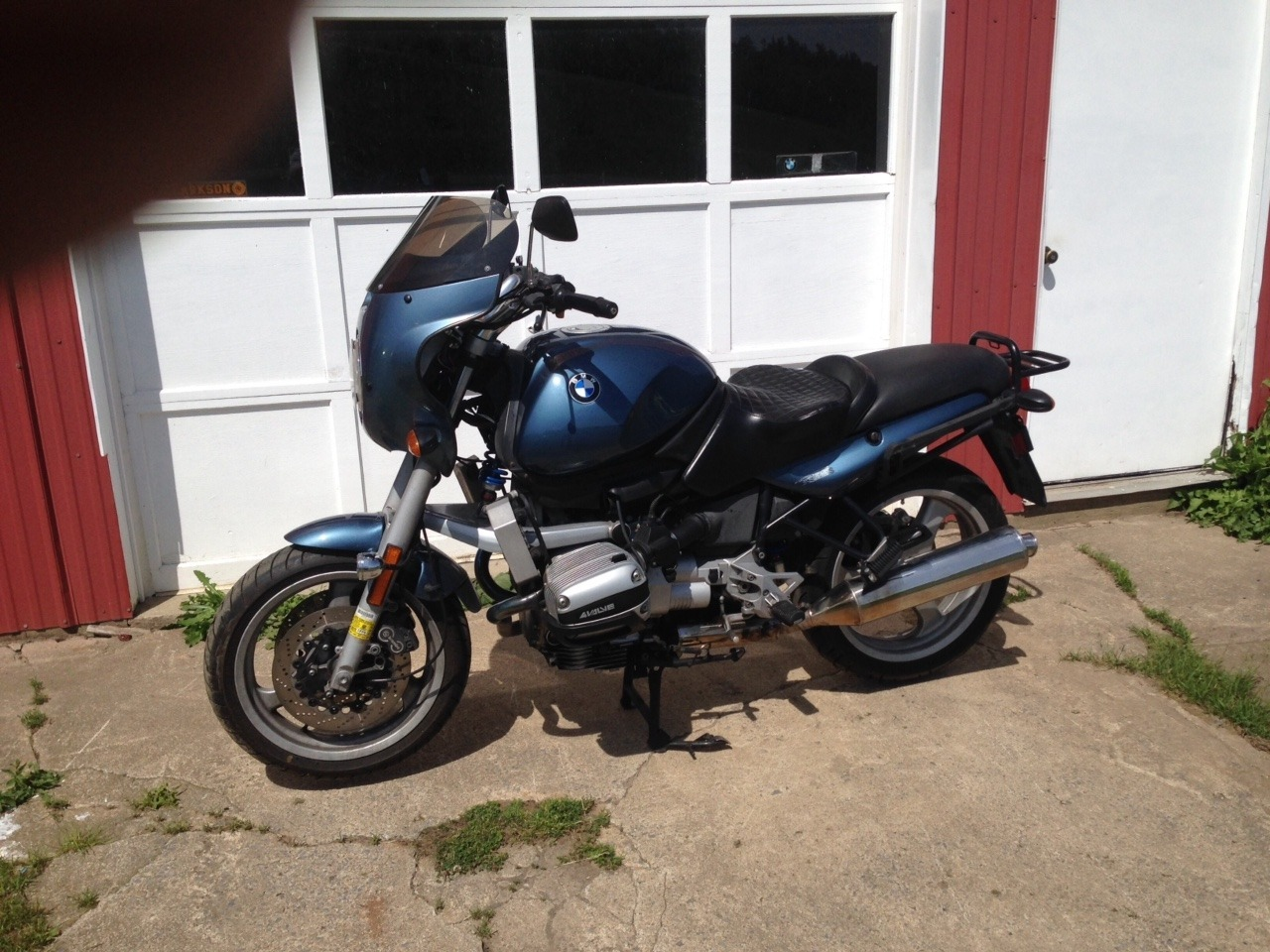 1997 BMW Other R, motorcycle listing