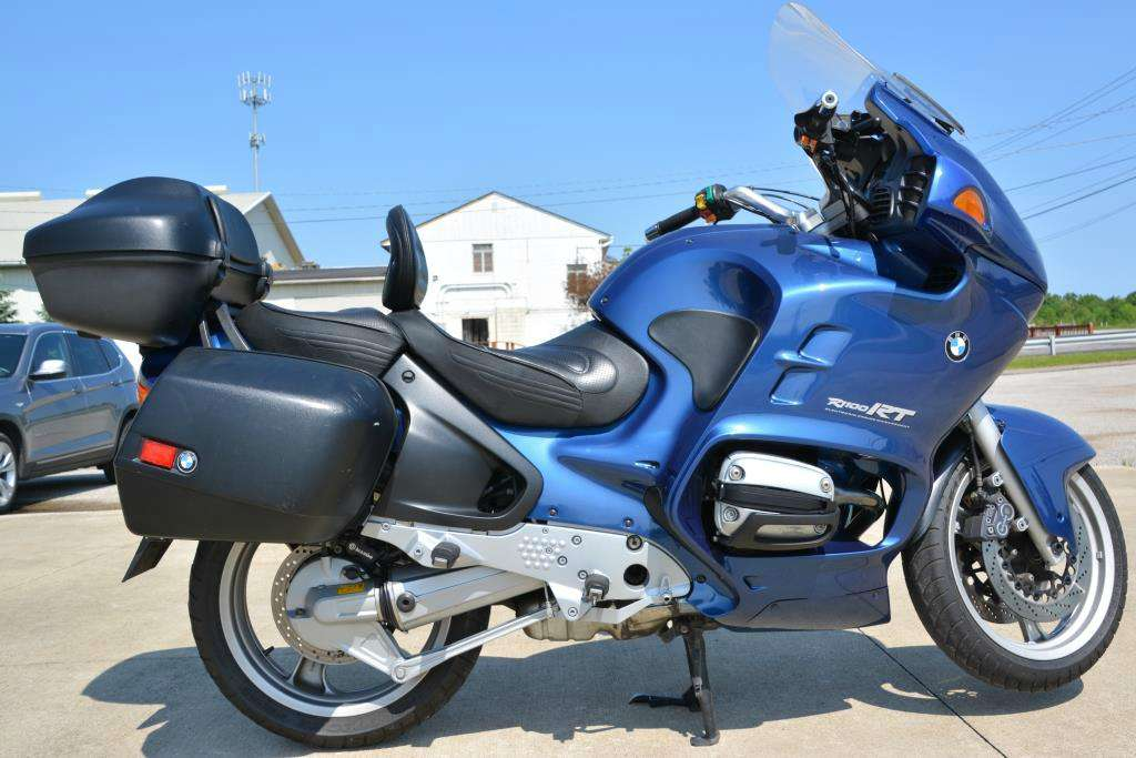 1997 BMW R1100RT, motorcycle listing