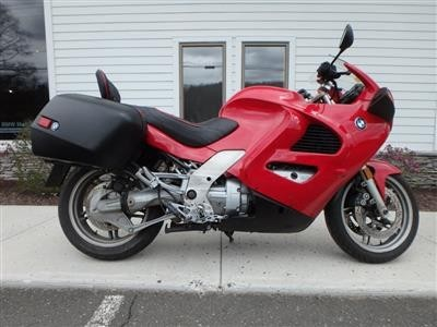 1998 BMW K1200RS, motorcycle listing