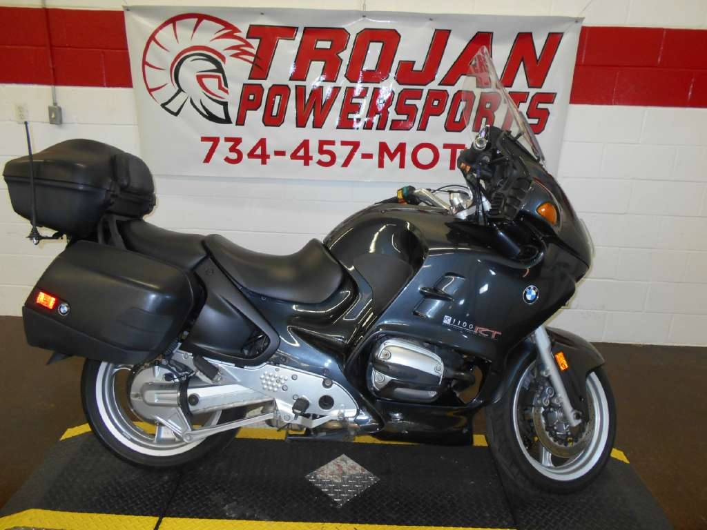 1998 BMW RL1100RT, motorcycle listing