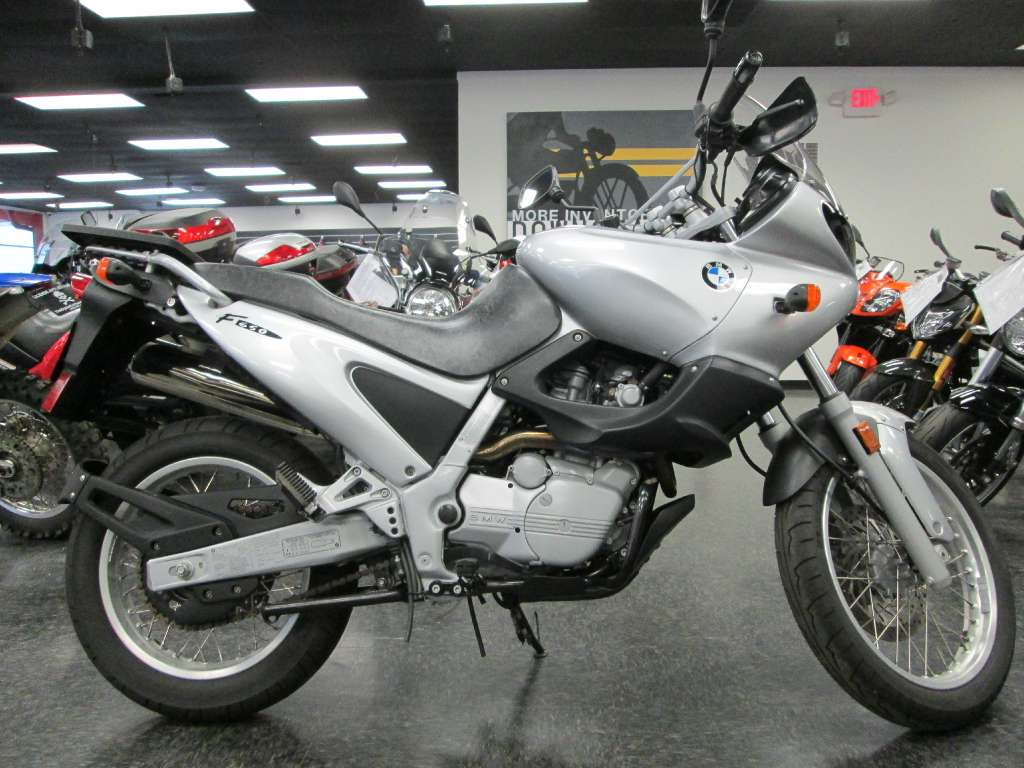 1999 BMW F 650, motorcycle listing