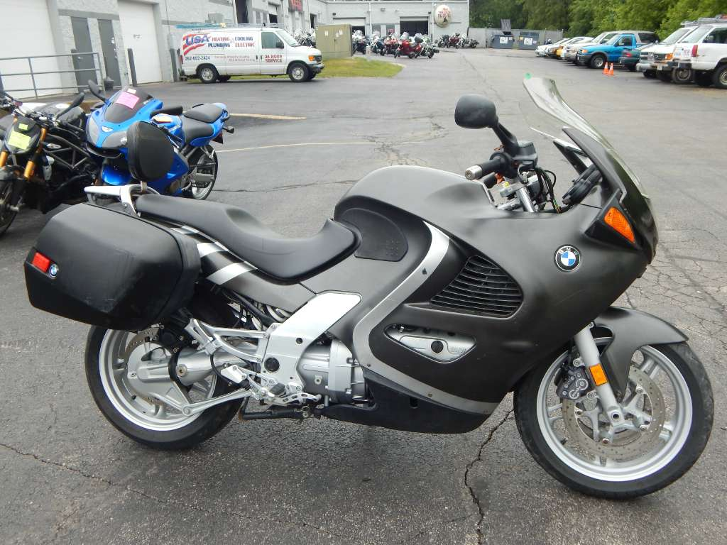 1999 BMW K 1200 RS, motorcycle listing