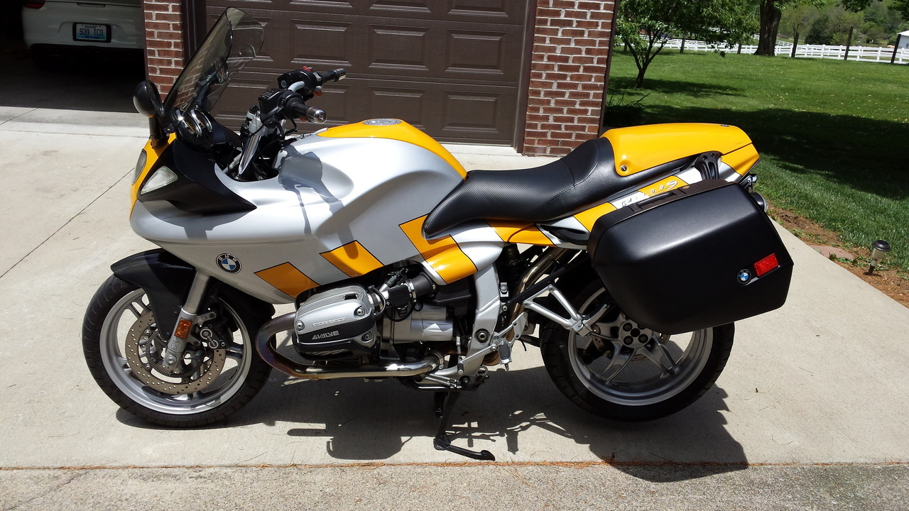1999 BMW R 1100 S, motorcycle listing