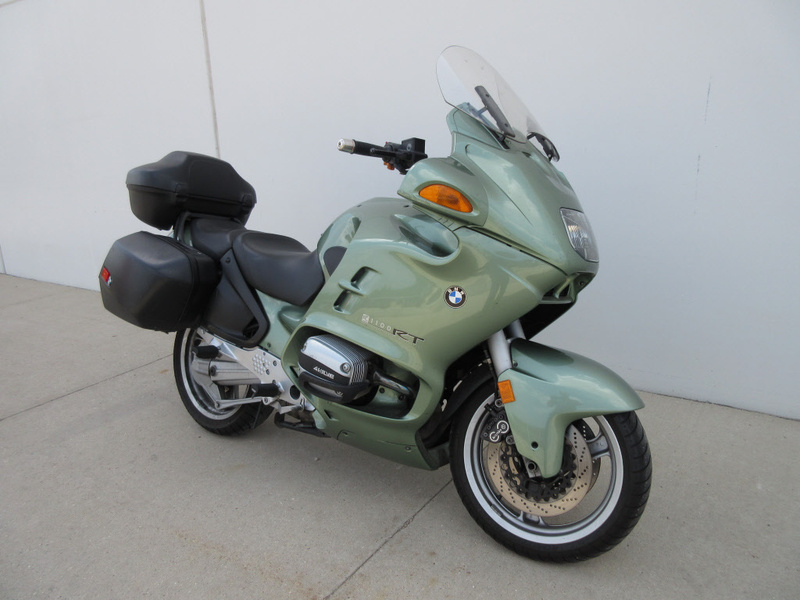 1999 BMW R1100 RT, motorcycle listing