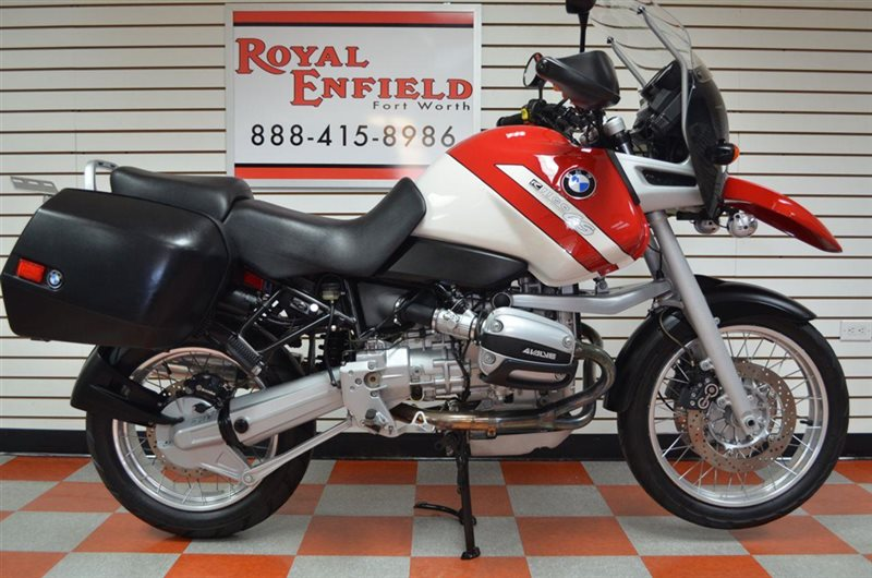 1999 BMW R1100GS, motorcycle listing