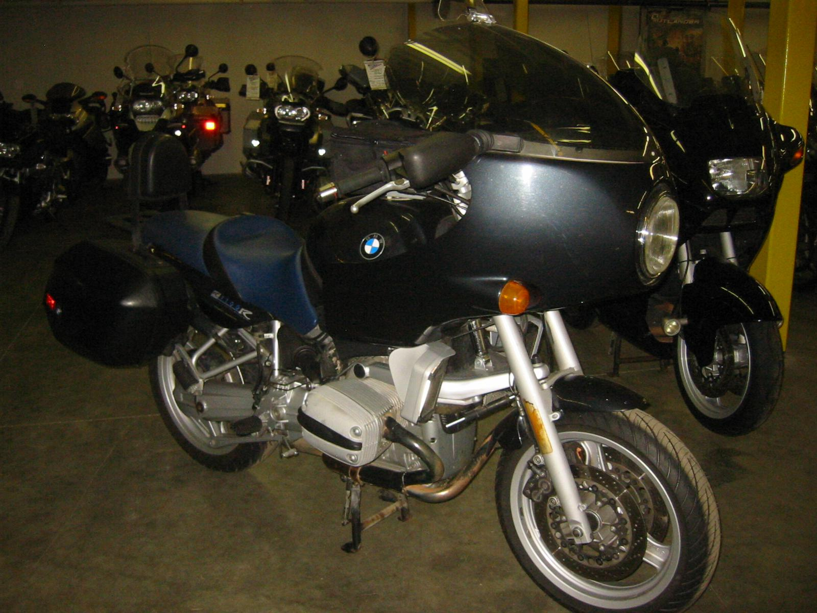 1999 BMW R1100R ABS, motorcycle listing
