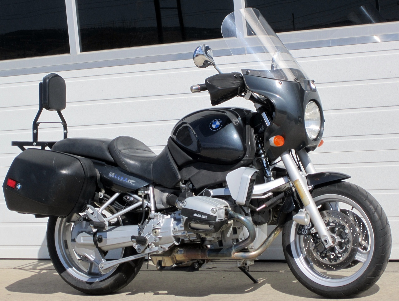 See more photos for this BMW R1100R, 1999 motorcycle listing