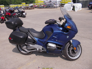 1999 BMW R1100RT, motorcycle listing