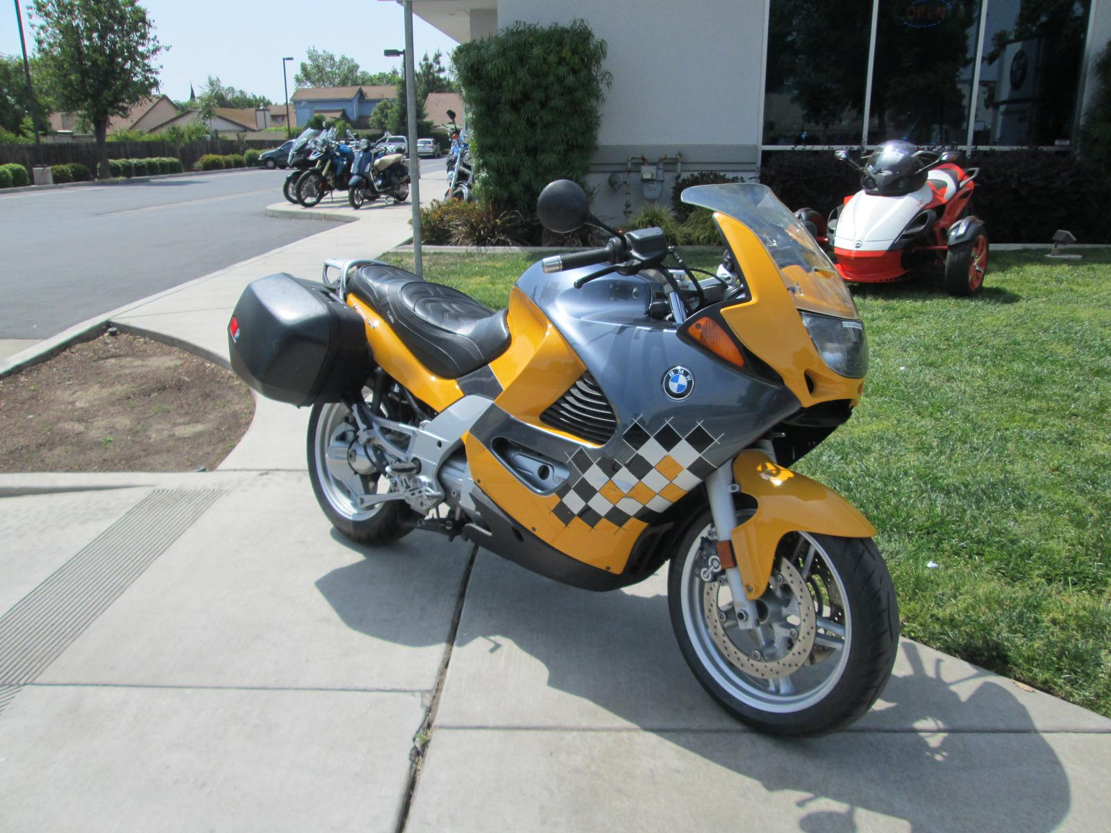 2000 BMW K1200RS, motorcycle listing