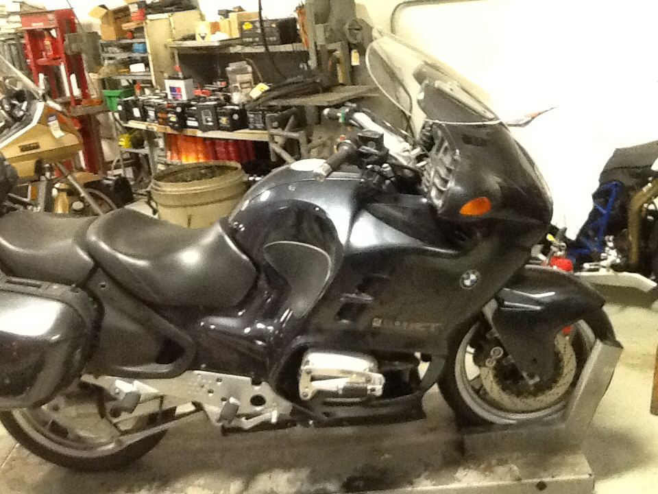 2000 BMW R 1100 RT - ABS, motorcycle listing