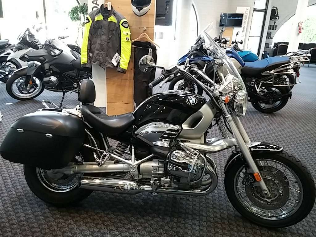 2000 BMW R 1200 C - ABS, motorcycle listing
