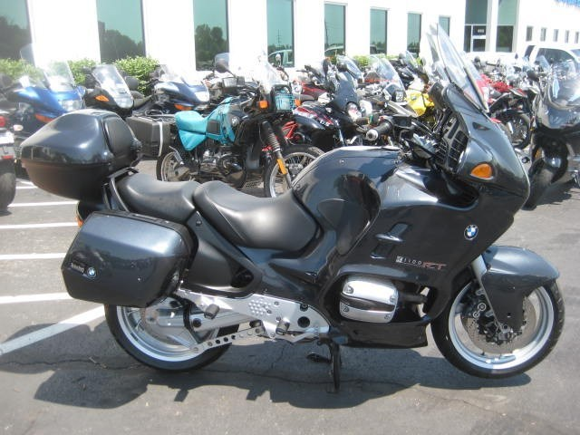 2000 BMW R1100RT, motorcycle listing