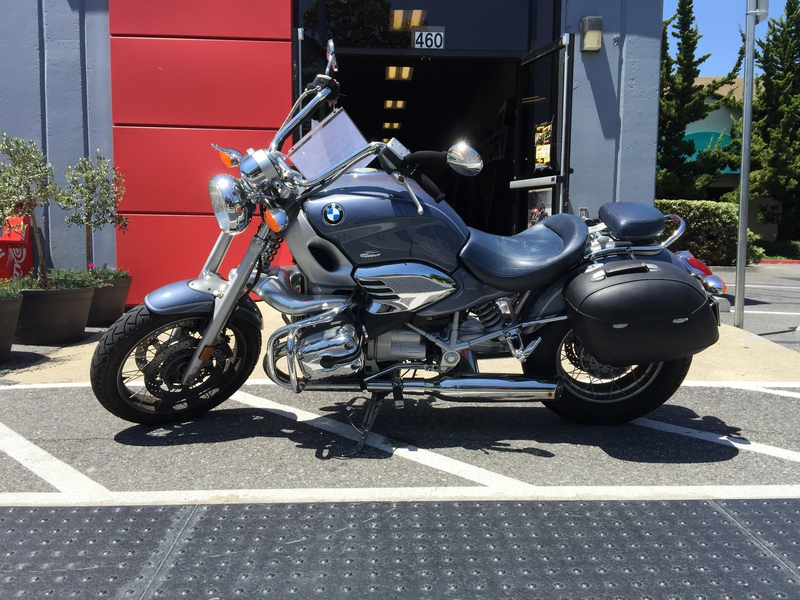 2000 BMW R1200 C ABS, motorcycle listing