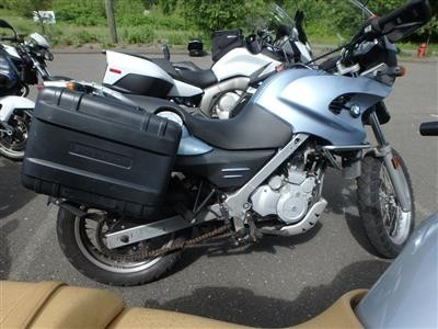 2001 BMW F650GS, motorcycle listing