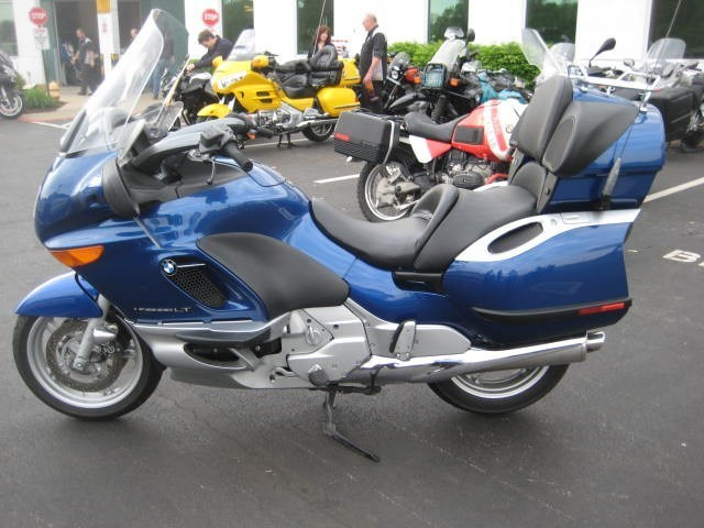2001 BMW K1200LT ICON, motorcycle listing