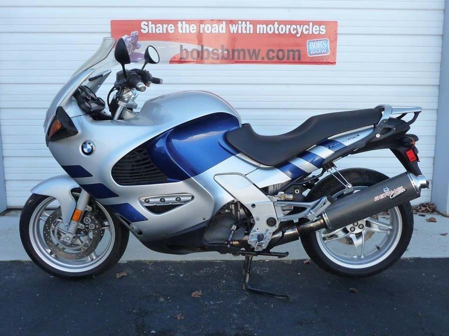 2001 BMW K1200RS, motorcycle listing