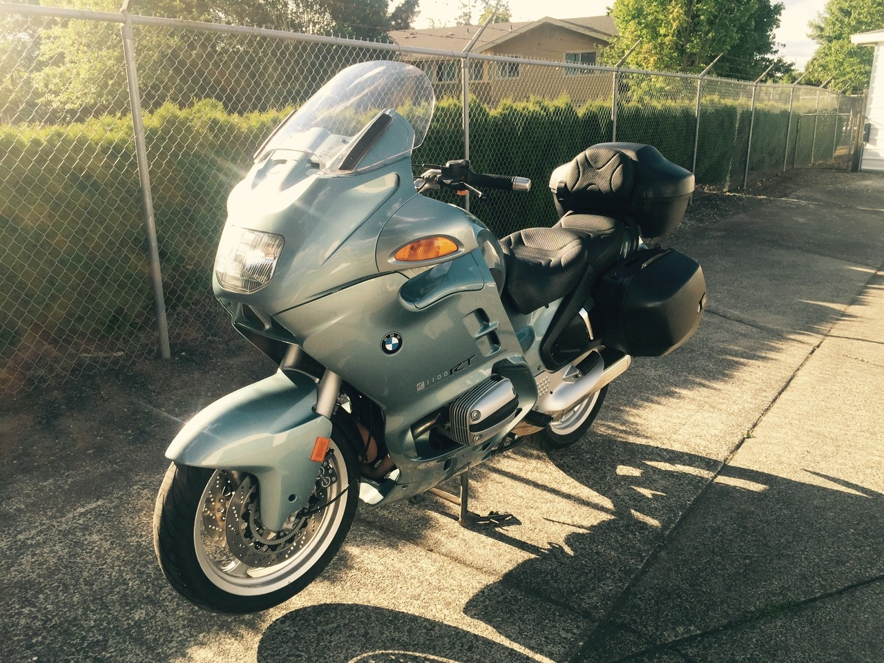 2001 BMW R 1100 RT, motorcycle listing