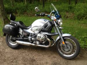 2001 bmw r 1200 c cruiser motorcycle from waupaca wi. Black Bedroom Furniture Sets. Home Design Ideas