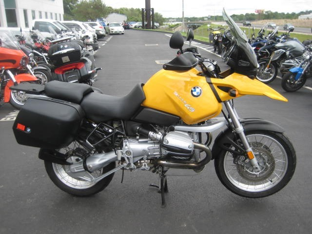 2001 BMW R1150GS, motorcycle listing