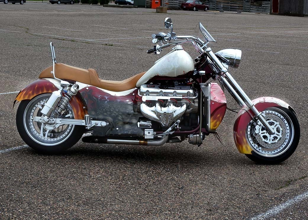 See more photos for this Boss Hoss Custom , 2001 motorcycle listing
